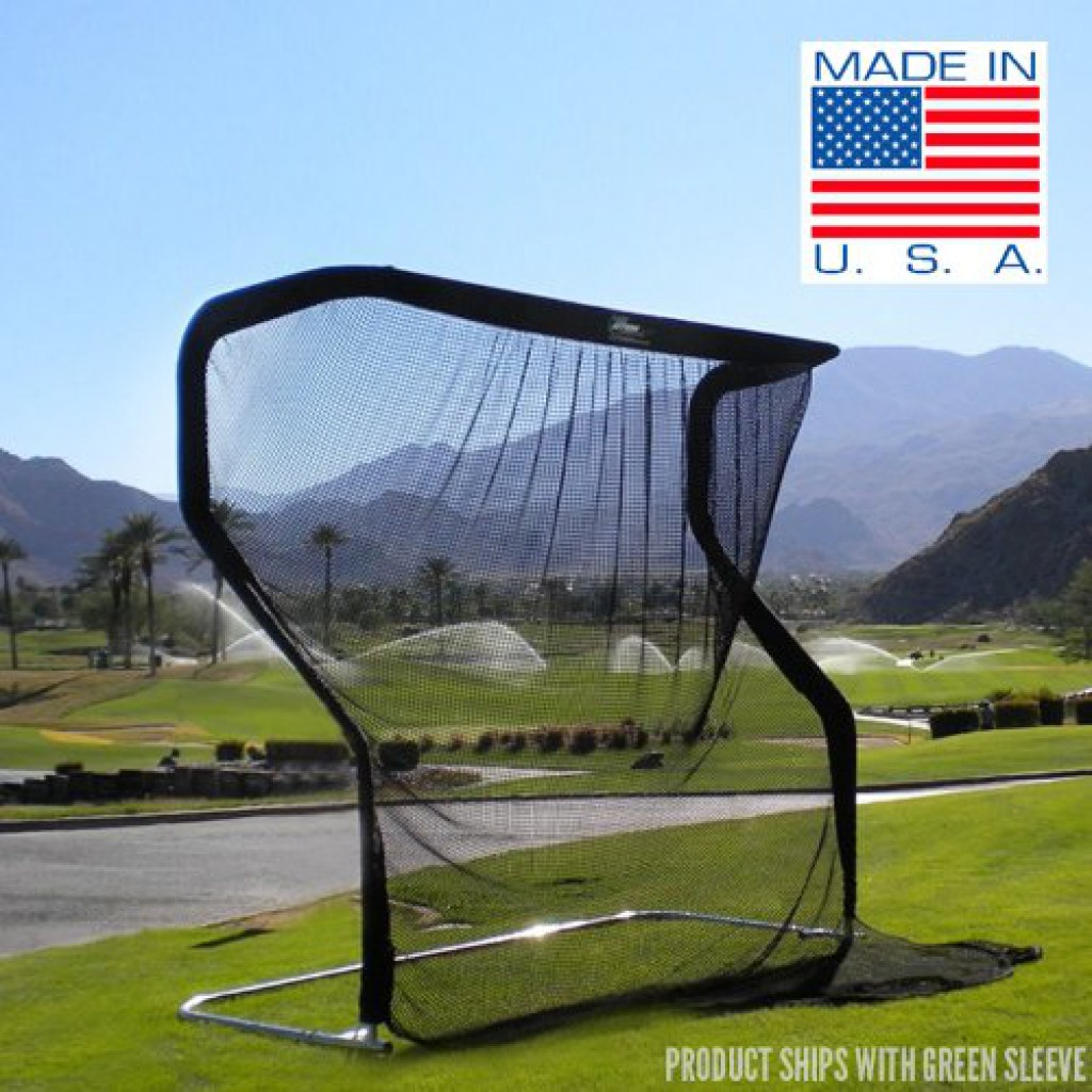 Best Full Swing Training Aids: Golf Net for indoor or outdoor use