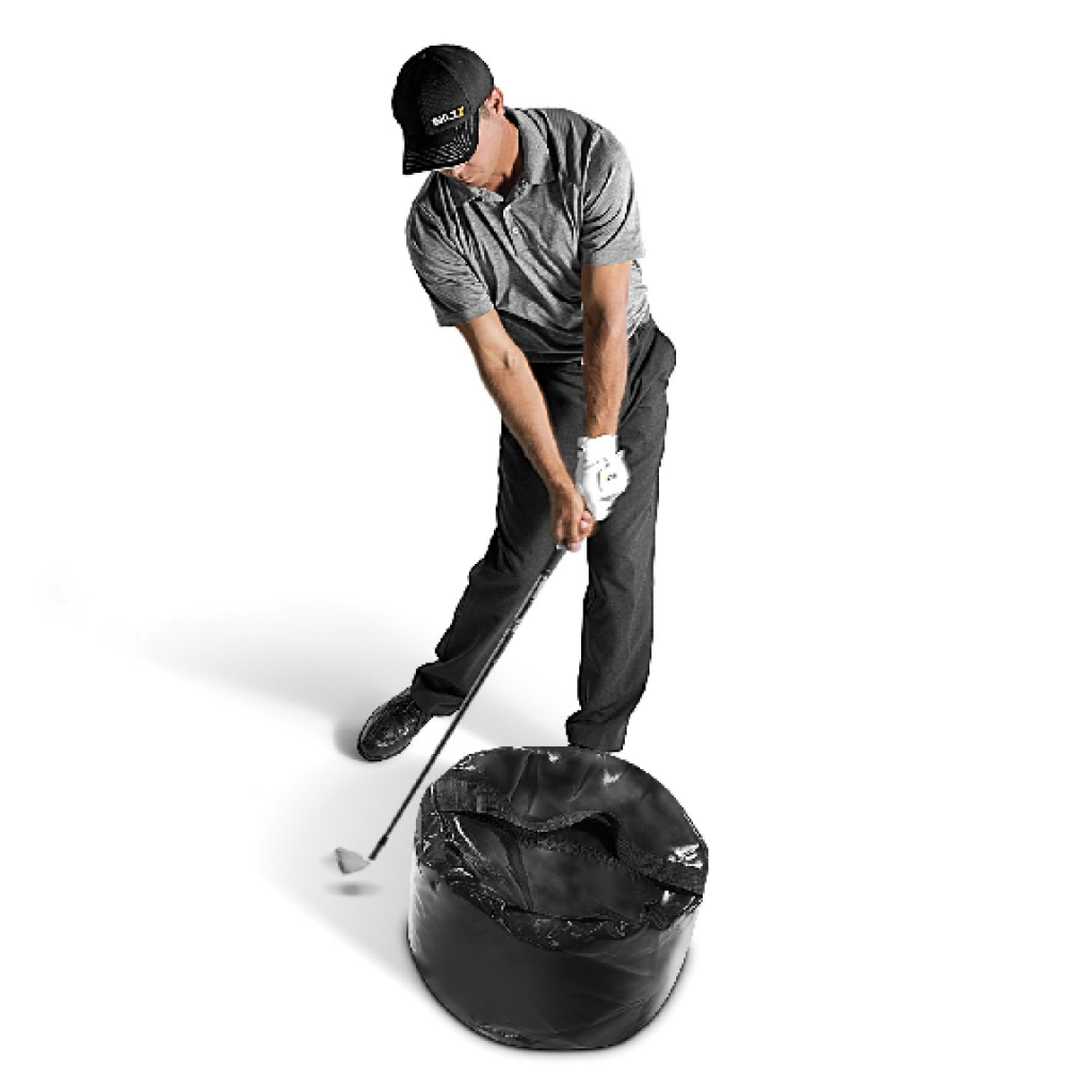 Best Full Swing Training Aids: Smash Bag Golf Impact Bag