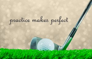 Practice with the best golf training aids makes perfect!