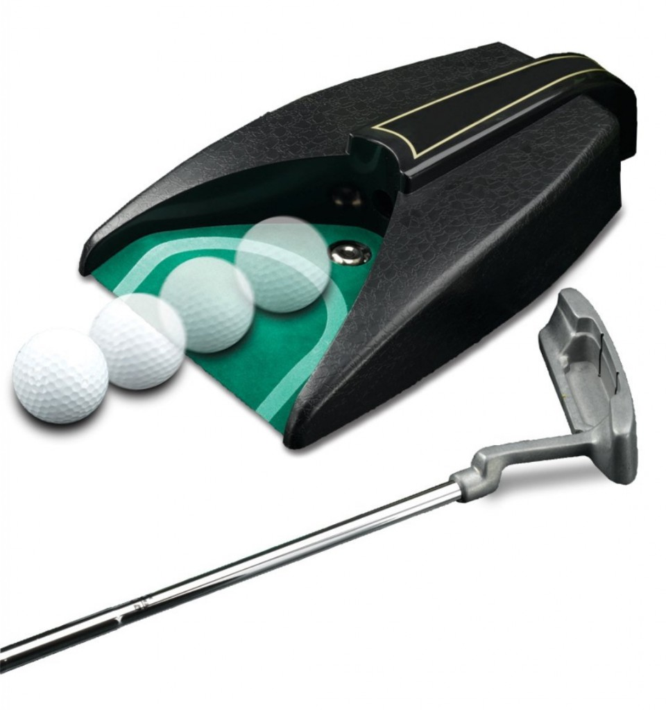 Best Golf Training Aids: Automatic Golf Practice Golf Putting Cup