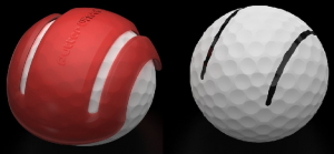 Putter Wheel Ball Template