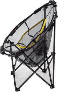 best golf chipping net side view