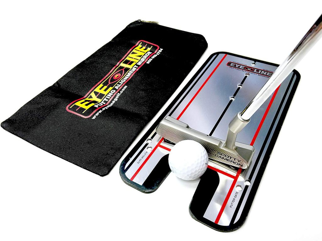Best Golf Putting Training Aids: Putting Alignment Mirror