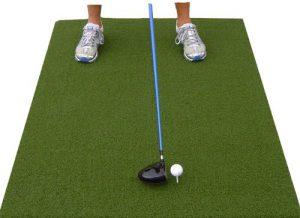 3 X 5 XL Super Tee Golf Mat -- Best Large Golf Mat