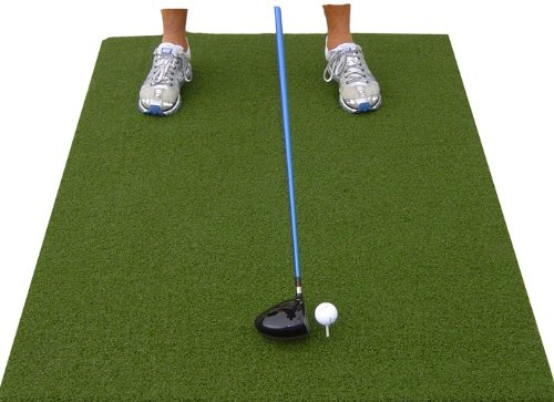 3 X 5 XL Super Tee Golf Mat -- Best Large Golf Mat