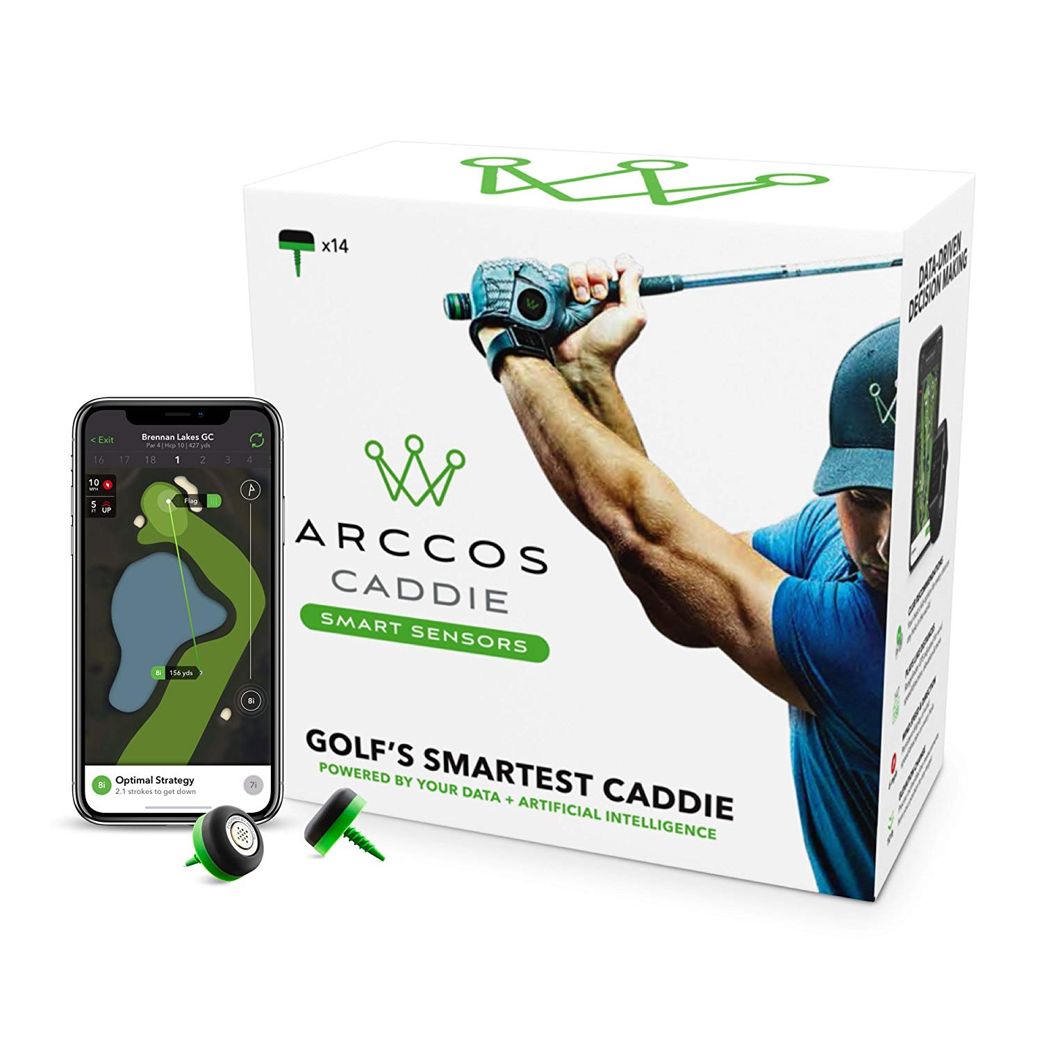 Best Technology-Based Golf Training Aids: Arccos Caddie