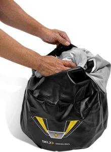 Best Golf Impact Bag stuffing