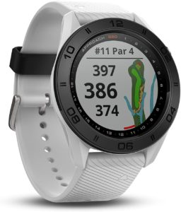 Garmin Approach S60, Garmin GPS Golf Watch white