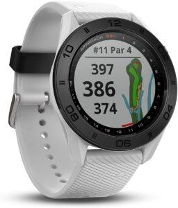 Garmin Approach S60, Garmin GPS Golf Watch white