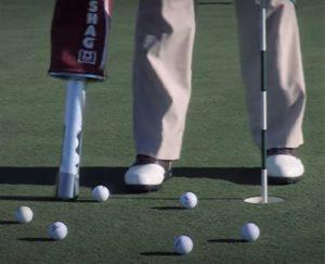 best golf ball shag bag