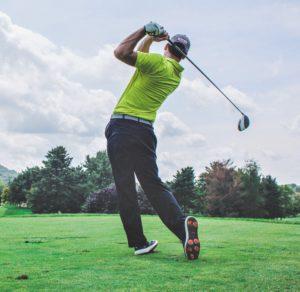 The Best Full Swing Training Aids: Full Swing Example
